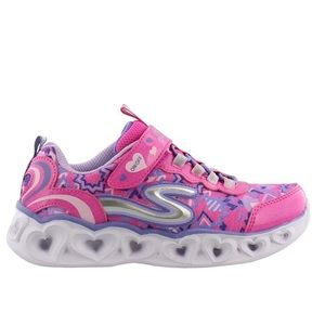 Girls Skechers light up shoes-Size 13